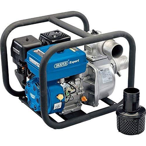 Draper Tools 24580 80 mm 7 HP à essence Pompe à eau