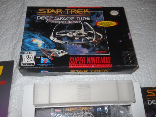 Star Trek Deep Space Nine: Crossroads of Time