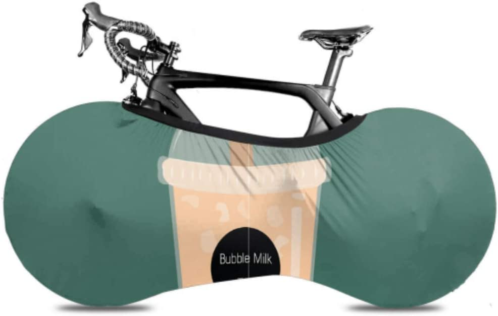 WIEDLKL Making 67% OFF of fixed price Tea Pearl Milk Bicycle Bicycles Cov SEAL limited product Cover for