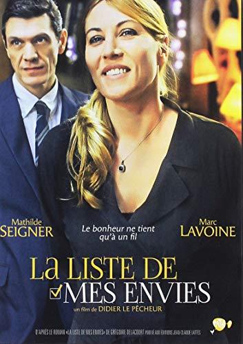 La Liste De Mes Envies [Edizione: Francia] [Italia] [DVD]