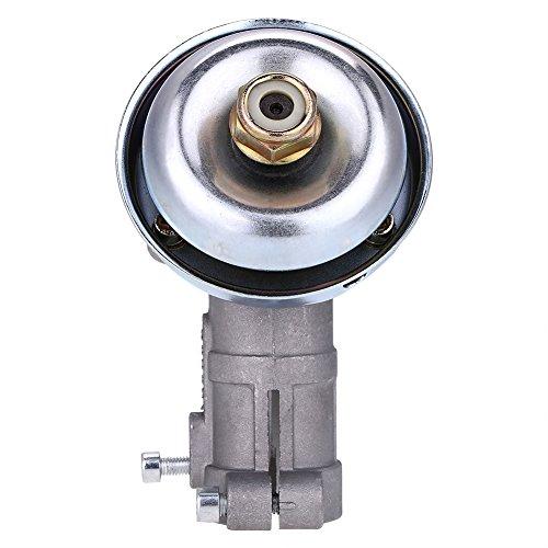 Decespugliatore Universale Gearhead Decespugliatore Trimmer Testa Ingranaggi Di Ricambio Diametro 26Mm Adatto Per Taglierine Trimmer Strimmer(7 denti)