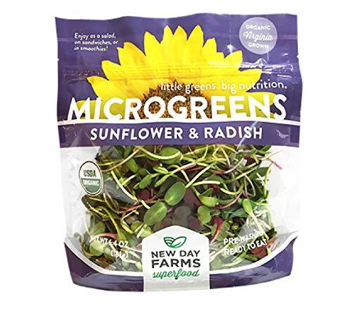 New Day Farms Microgreens