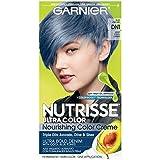 Garnier Nutrisse Ultra Color Nourishing Hair Color Creme, DN1 Light...