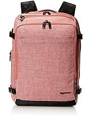 حقيبة ظهر بتصميم رفيع للحمل اثناء السفر من امازون بيسكس، زهري