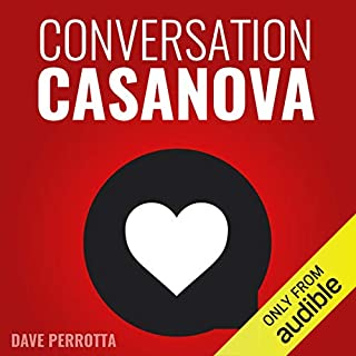 Conversation Casanova audiobook cover art