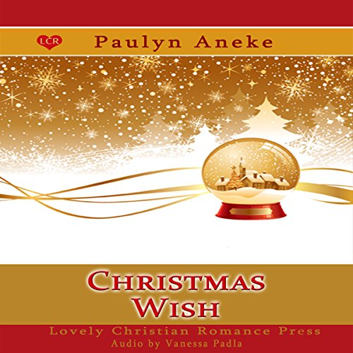 Christmas Wish audiobook cover art