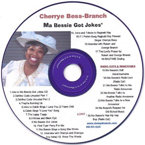 Cherrye Bess-Branch