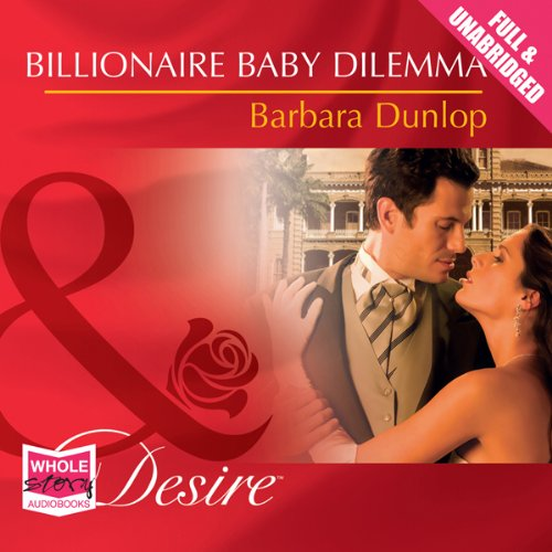 Billionaire Baby Dilemma cover art