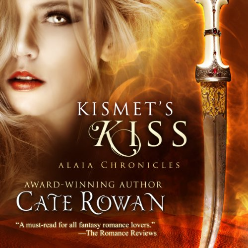 Kismet's Kiss: A Fantasy Romance audiobook cover art