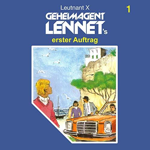 Geheimagent Lennet's erster Auftrag Titelbild