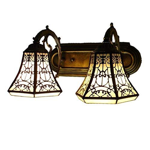 Wandlampen Dresser make-up van de wandlamp van de muurbescherming sfeervolle structuur schoonheid licht productieproces