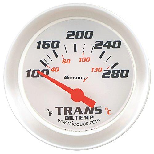 "Equus 8241 2"" Transmission Temperature Gauge with Multi Color Back Light"