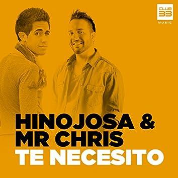 Te Necesito (Radio Edit)