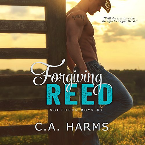Forgiving Reed audiobook cover art