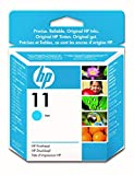 HP 11 C4811A, Cian, Cabezal Original, para impresoras HP Business InkJet serie 1000, 2000, OfficeJet serie 9100, K850; DesignJet serie PS, 100, 500; Color Ink serie CP 1000; Tecnología Photoret III