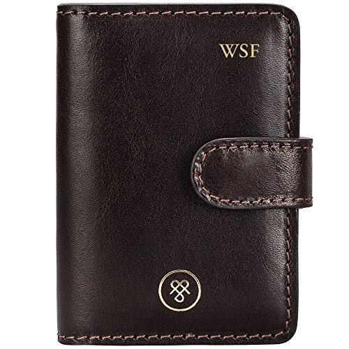 Leather Mini Journal