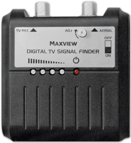 MaxView MXL013 Digital Signal Finder Strength Meter