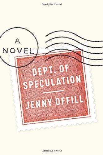 Image of Dept. of Speculation