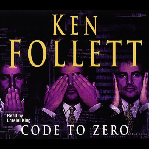 Code to Zero audiobook cover art