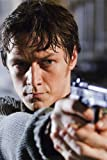 James Mcavoy Pointing Gun Wanted Poster 61 x 91 cm