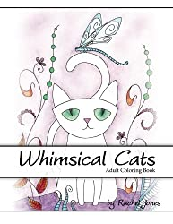 Cat Coloring Books for Adults at Coloring Book Addict