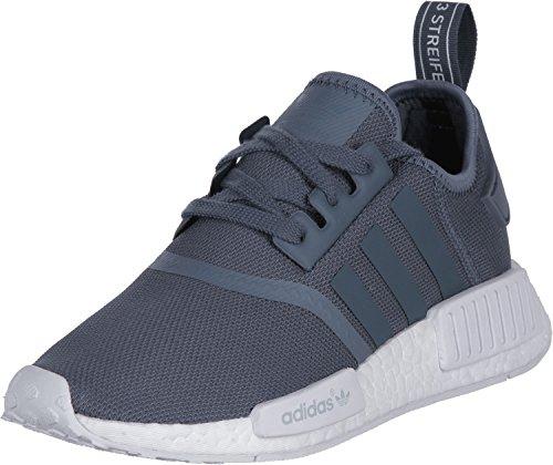 adidas NMD_R1 Damen Lauftrainer/Schuhe-Blue-36