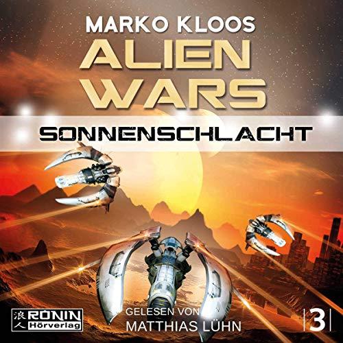Sonnenschlacht audiobook cover art