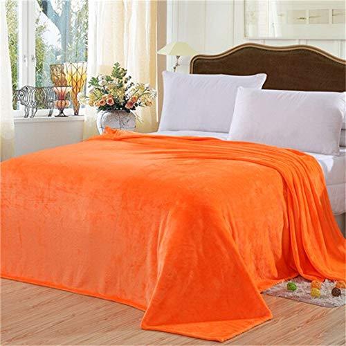 RONGXIE beddengoed voor op bed, bank, op reis, voor volwassenen, kinderen, het kamperen van beddengoed 200x230cm 1