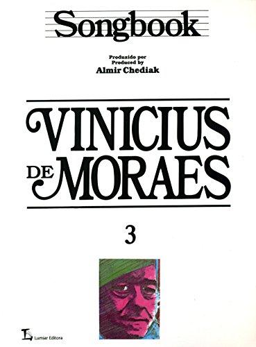 Songbook Vinicius de Moraes - Volume 3