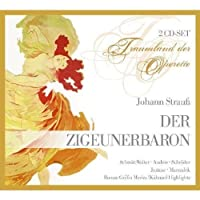 Strauss J: Der Zigeunerbaron by VARIOUS ARTISTS
