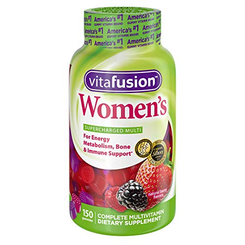 Vitafusion Women's Gummy Vitamins, 150ct