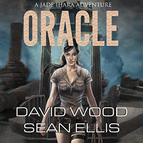 Oracle audiobook cover art