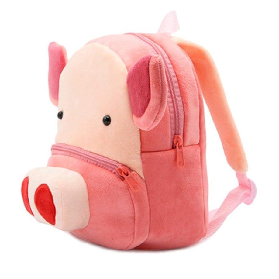 うなり声ヒュームの頭の上Swiftgood ラブリー動物シリーズかわいい子供ランドセル軽量バックパック用キッズ幼稚園学生スクールバッグショルダーバッグ