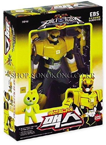 Sonokong Miniforce Max Korean Robot Action Figure Sonokong + Superdaddy Highlighter (Gift)