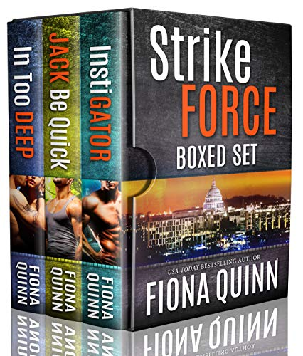 Strike Force Boxed Set: From the Iniquus World of Romantic Suspense Mystery Thrillers (Iniquus Security Book 4) (English Edition)