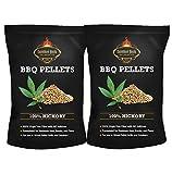 Lumber Jack100 Percent Hickory BBQ Grilling Pellets 40 LB Bag