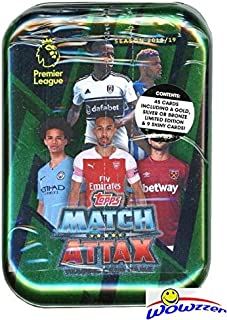 all match attax limited edition cards