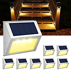 which is the best warm solar lights in the world