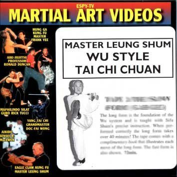 WU STYLE TAI CHI CHUAN 1: THE LONG FORM (GAH GEE) by ESPY-TV Martial Art Videos