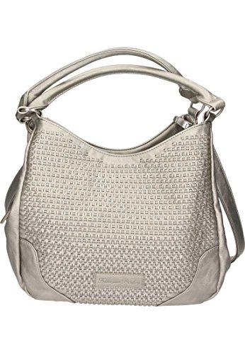 Fritzi aus Preussen - Tasche CIARA SADDLE, silver