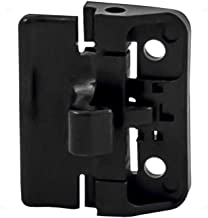 Center Console Lid Latch Lever Black Replacement for Toyota Pickup Truck SUV Van 58908-32040