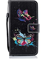 Samsung Galaxy S10 5G PUレザー ケース, 手帳型 ケース 本革 ポーチケース 防指紋 ビジネス 財布 カバー収納 手帳型ケース Samsung Galaxy サムスン ギャラクシー S10 5G レザーケース