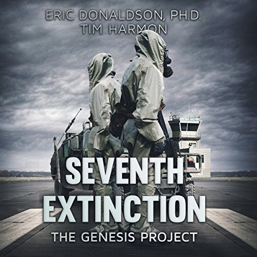 Seventh Extinction: The Genesis Project audiobook cover art