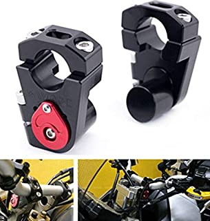 FidgetKute Adjustable Handlebar Riser Extend for Triumph Tiger 800/XC Tiger 1050/1200