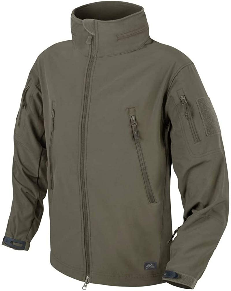 Las Vegas Mall Helikon-Tex Men's Gunfighter Discount mail order Soft Green Taiga Shell Jacket