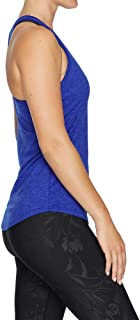 Rockwear Activewear Women's Fearless Back Detail Active Singlet Cobalt 6 from Size 4-18 for Singlets Tops