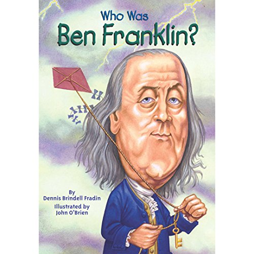 Who Was Ben Franklin? cover art