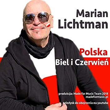 Polska biel i czerwień