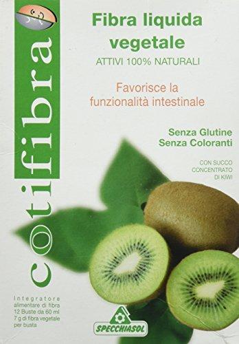 Scopri offerta per Specchiasol Cotifibra Fibra Liquida Vegetale, 12 Buste da 60 ml