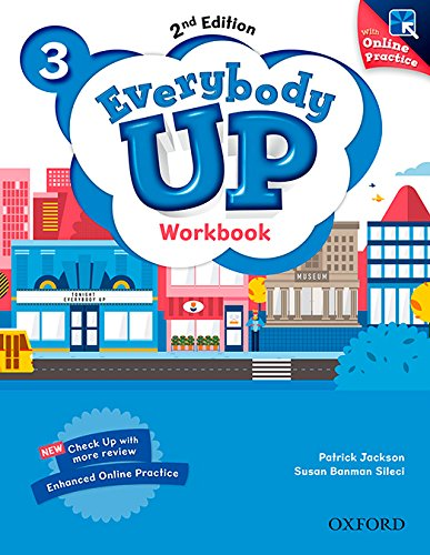 Everybody Up: Level 3: Workbook with Online Practice: Linking your classroom to the wider world